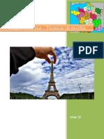 Língua Francesa_Técnicas de Escrita_nível II_índice