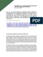 La Hipótesis de Conflicto Simultáneo de Chile Contra Argentina, Perú y Bolivia. La Hipótesis Vecinal Máxima.