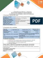 Guía de actividades y rubrica de evaluación - Fase 3 - Configurar y estructurar el plan estratégico.docx