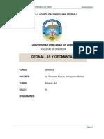 Informe de Geomallas y Geomantos