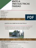 Mantenimiento a Subestaciones Electricas de Baja Intnsidad (1)