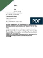 Para Tener Salud TIP DE IFA