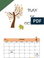 Planeación Octubre PDF