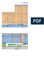 100318 Area Schedule(Scenario a ) Revised Option