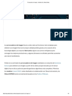 Procesadores de Imagen – Modelos (II) _ Albedo Media