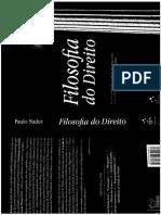 Filosofia Do Direito - Paulo Nader