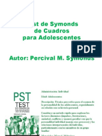 Symonds Test de Cuadros