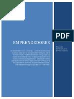 Emprendedores - Propuesta Comercial - Confidencial
