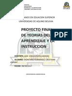 Proyecto Final Diplomado