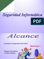 Seguridad Informatica Presentacion Power Point