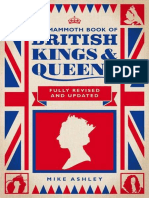 The Mammoth Book of British Kings and Queens Mike