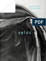 Derrida, Jacques & Cixous, Heléne - Velos