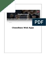 ChessBase Web Apps
