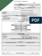 Ficha Modificada CLinica