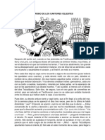 El Robo de Los Cantores Celestes - Mito Azteca