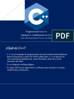 Clase 02 Codificacion C++ UCN