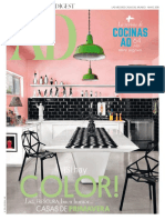 AD Architectural Digest España - Mayo 2018
