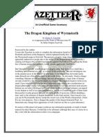 The Dragon Kingdom of Wyrmsteeth