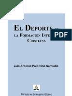EL DEPORTE EN LA FORMACIÓN INTEGRAL CRISTIANA