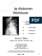 Acute Abdomen Workbook