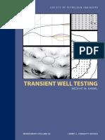(Monograph Series) Medhat M. Kamal-Transient Well Testing-Society of Petroleum (2009)
