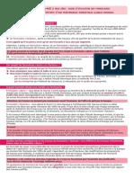 Éco-prêt à Taux Zéro - Guide d'Utilisation Des Formulaires Pour l'Atteinte d'Une Performance Énergétique Globale Minimale