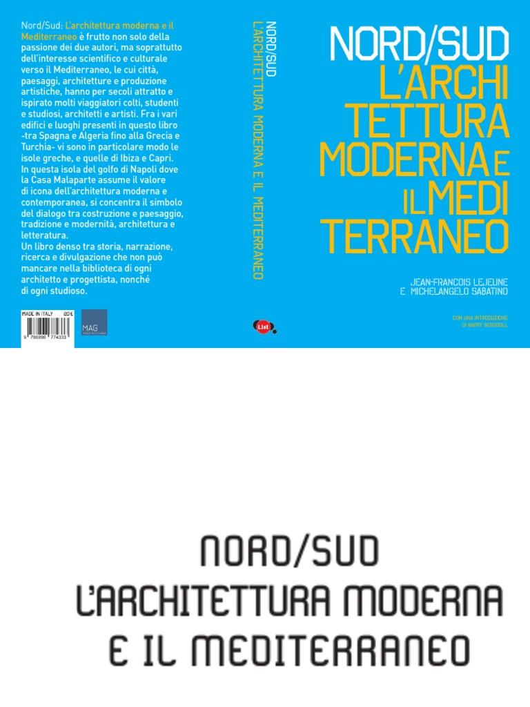 Nord Sud Larchitettura Moderna e Il Mediterraneo 78bae13b88b