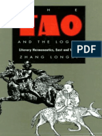 The Tao and the Logos Literary Hermeneutics East and West