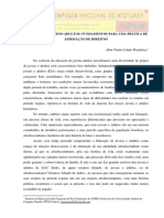 Alba Cleide Calado Wanderley - EDUCAÇÃO DE JOVENS ADULTOS_ FUNDAMENTOS PARA UMA PRÁTICA DE AFIRMAÇÃO DE DIREITOS