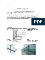 Types of Walls BQS