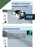 Informatica Forense Investigaciones Judiciales Eiidi