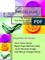 PRECELULAS