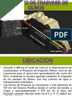Proyecto de Irrigacion Olmos 19 de Mayo
