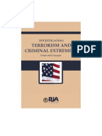 DoJTerrorismCriminalExtremismTerms