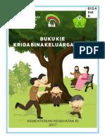Buku KIE Krida Bina Keluarga Sehat