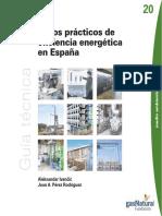 20 Casos Practicos de La Eficiencia Energetica en Espana