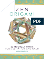Maria Sinayskaya - Zen Origami