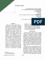 Flow Properties of Dulce de Leche, A Typical Argentine