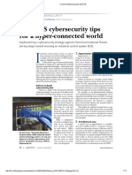 Cybersecurity Various