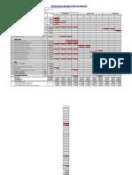 Cronograma de Ejecucion Valorizado BAJO URUYA