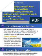 Clase 06 Impacto Ambiental de Fuentes Energéticas