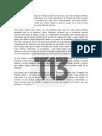 Conclusiones Misión Vaticana en Chile 2018