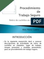 PROCEDIMIENTO PREVENCIÓN DE RIESGO