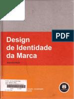 LIVRO - Design de Identidade de Marca - Alina Wheeler