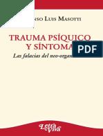 Trauma Psíquico y Síntoma