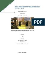 Informe de Ensayo de Punto de Ablandamiento GP 2.1