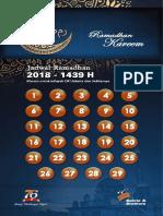 Ramadhan Calendar