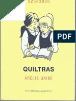 Quiltras - Arelis Uribe