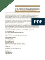 Memorandum Circular No.52