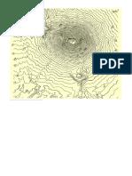 Vulkano Peta Gunung Agung